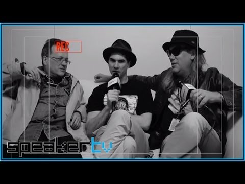 Violent Femmes chat with Speaker TV