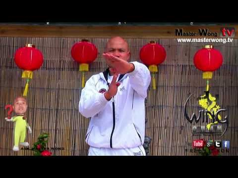 Wing chun course: How to chop, lesson 6