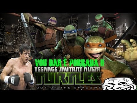 TMNT-Out Of The Shadows-Gameplay