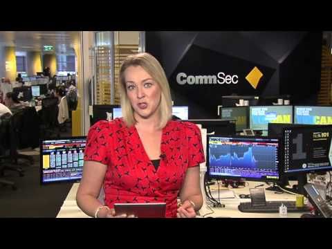16th May 2014, CommSec Mid-session Report: Stocks follow Wall St into the red.