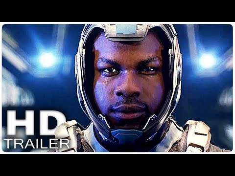 PACIFIC RIM 2 UPRISING Teaser Trailer 2018