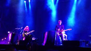 VIDEO: Postal Service at Primavera Sound