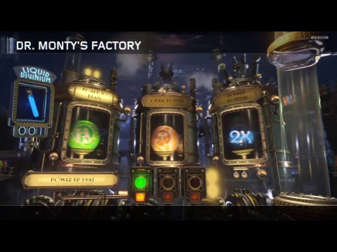 Black ops 3 Zombies Stream