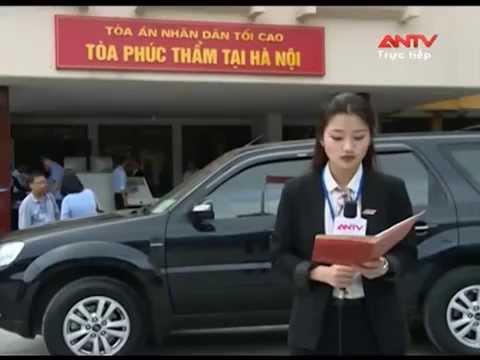 """Video: Diễn biến mới nhất phiên xét xử phúc thẩm """"bầu"""" Kiên 28.11.2014"""