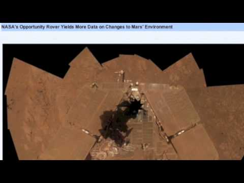 S0 News January 24, 2014: Climate, Mars, Spaceweather