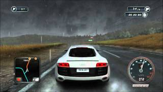 Test Drive Unlimited 2 Gameplay PC|Audi R8| ATI 5830 MAXED
