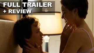 The Fault In Our Stars Official Trailer + Trailer Review