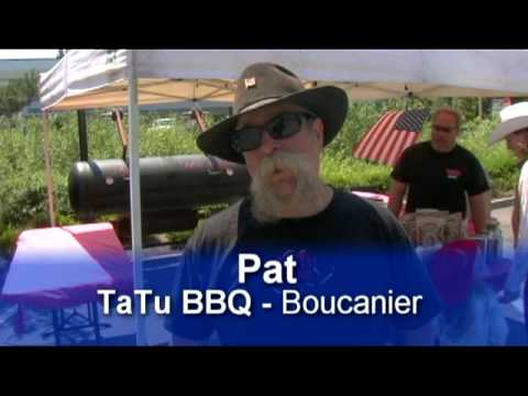 Award Winning BBQ Fundraiser | For Wounded Troops