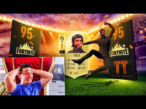 FORTNITE FIFA PACK OPENING!!! (Fortnite FIFA)