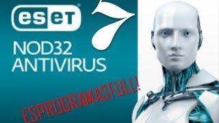 Instalando ESET NOD32 Antivirus 7 Para Siempre