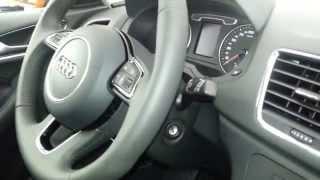 Interior Audi Q3 2014 Precio Caracteristicas Versión Para