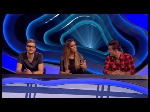 Sarah Harding - Sweat The Small Stuff (part 1) - BBC3 - 29th October 2013
