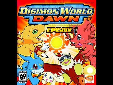 Let's Play Digimon World Dawn Episode 7 - The SIlent Threat! DNA Digivolve for the win