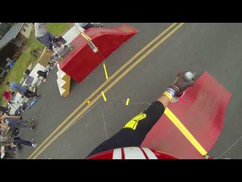 Cathlamet Downhill Corral 2013 - Tight Slalom