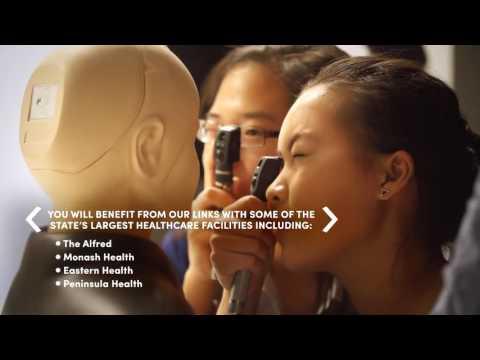 Du học ngành Y, Điều dưỡng và Khoa học sức khỏe tại ĐH Monash, Australia