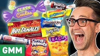 Worst Halloween Candy Taste Test (Day 2)