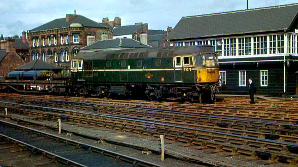 British railways 1960 s diesel locomotives youtube