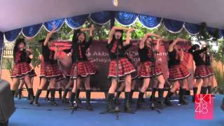 JKT48 Pentas Seni SMK Cahaya Sakti (26-05-2014)