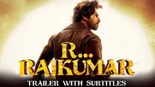 RRajkumar Official Theatrical Trailer With English