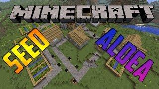 Minecraft 1.7.2 Seed Para Aparecer En Una Aldea