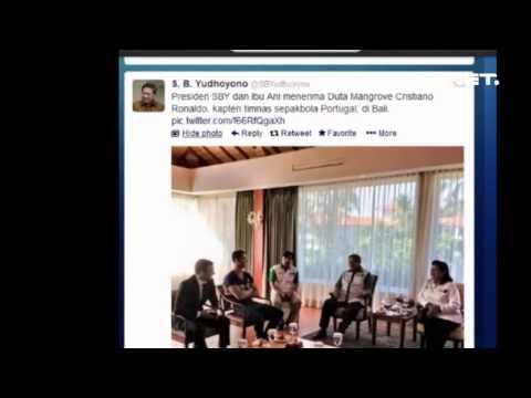 Entertainment News - Cristiano Ronaldo ambassador of the Mangrove