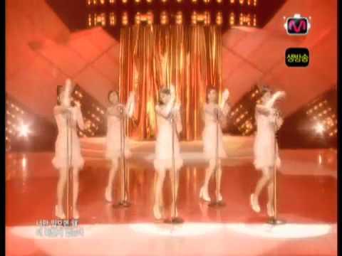 nhóm nhạc Nữ Hàn Quốc xinh đẹp hát nobody
