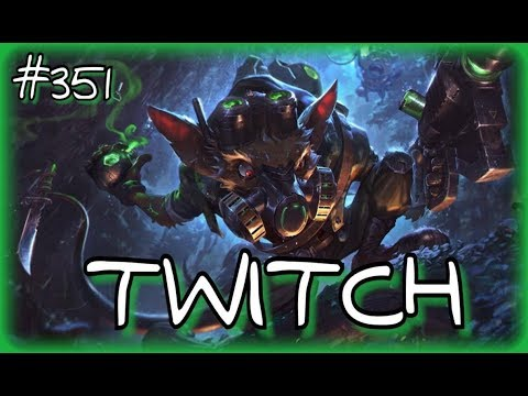League of Legends GER Ranked Gameplay # 351 I bims 1 on hit Ratte