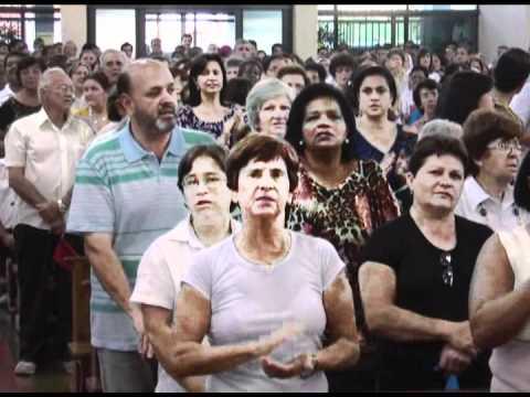 Missa de Abertura do Ano Jubilar - 40 anos de Vida e Missão (27/05/2012)