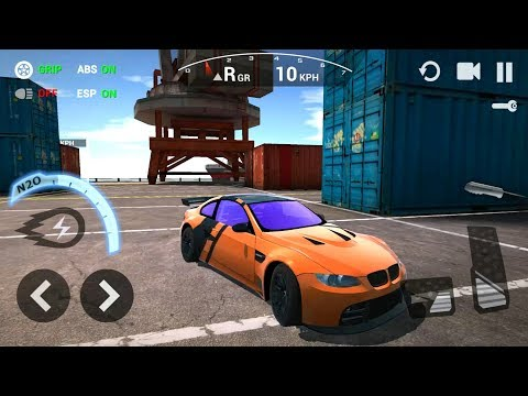 Ultimate Car Driving Simulator - New BMW e92 Car Unlocked | GamePlay Android
