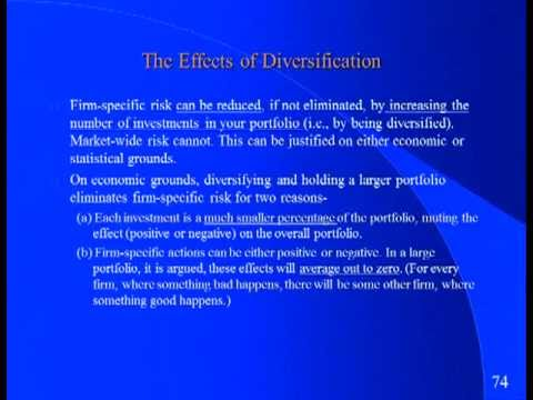 Corporate Finance by Aswath Damodaran session5