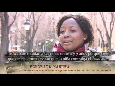 29-04-2011. Mutilación genital femenina: la tradición contra la vida.