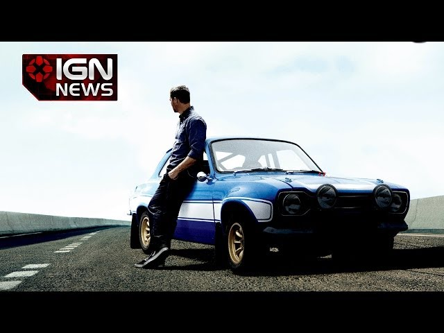 IGN News - Revised Fast & Furious 7 Script May Still Include Paul Walker