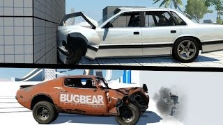 BeamNG VS Next Car Game