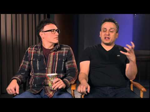Captain America: The Winter Soldier: Directors Anthony & Joe Russo Official On Set Interview