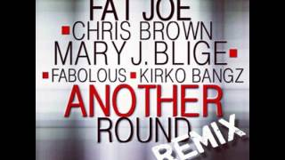 Fat Joe Another Round (Remix) CDQ (Feat. Chris Brown