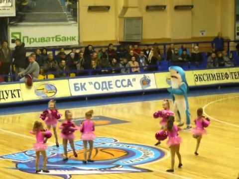 Барби-герлз на баскетболе