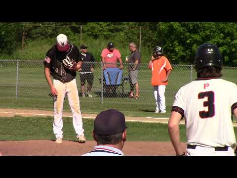 NCCS - Plattsburgh Baseball B S-F  6-17-21