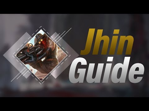 Jhin Guide german - Adc - S8 - LOL - by Toxic4Life