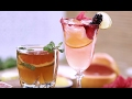 Pink Suprise & Rum Passion | Sanjeev Kapoor Khazana