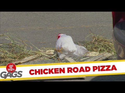 Chicken Road Pizza