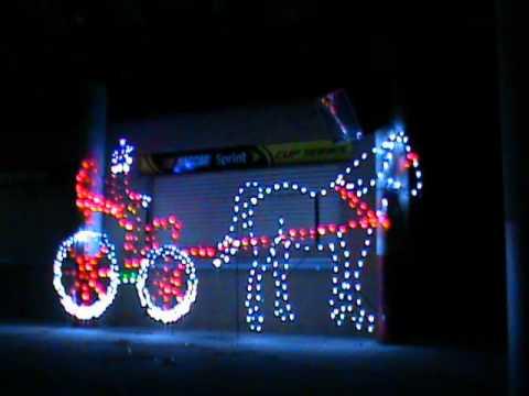 for Holiday light spectacular atlanta motor speedway