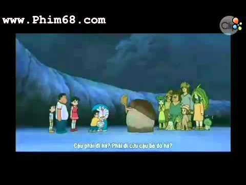 Nobita Và Người Khổng Lồ Xanh ep 2 Hết