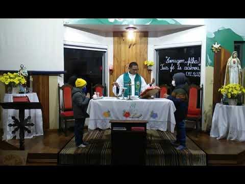 Santa Missa | 20.07.2021 | Terça-feira | Padre Francisco de Assis | ANSPAZ