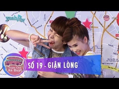 Trạm Chờ Xe Buýt 19 | Giận Lòng | Khởi My & Huy Khánh | MC Cut [Game Show]
