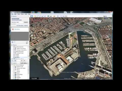 Movie Making with Google Earth Pro