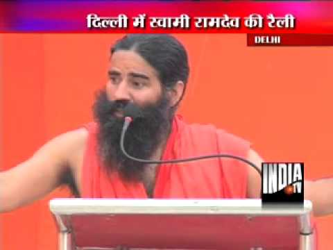 Ramdev alleges,Nehru had accepted Netaji as war criminal