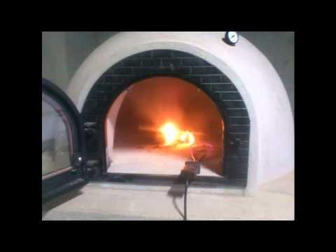 Como construir um forno à lenha