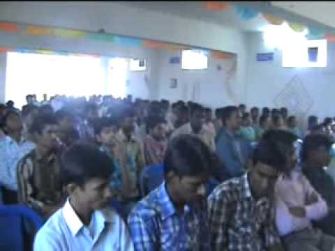 A.V.R & S.V.R ENGINEERING COLLEGE's Videos