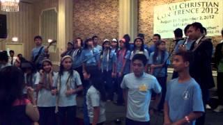 Sunday Morning Worship Nepali Christian Conference 2012