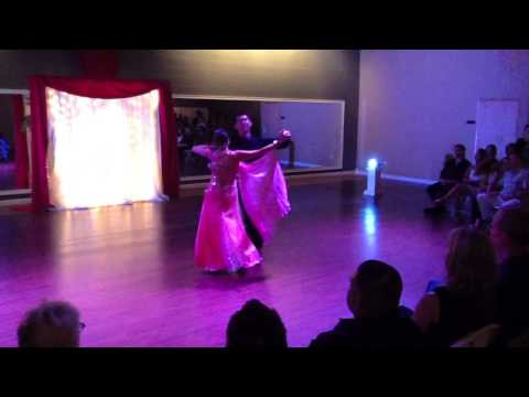 Alex Taylor and Tonya - (pro/am) - Waltz